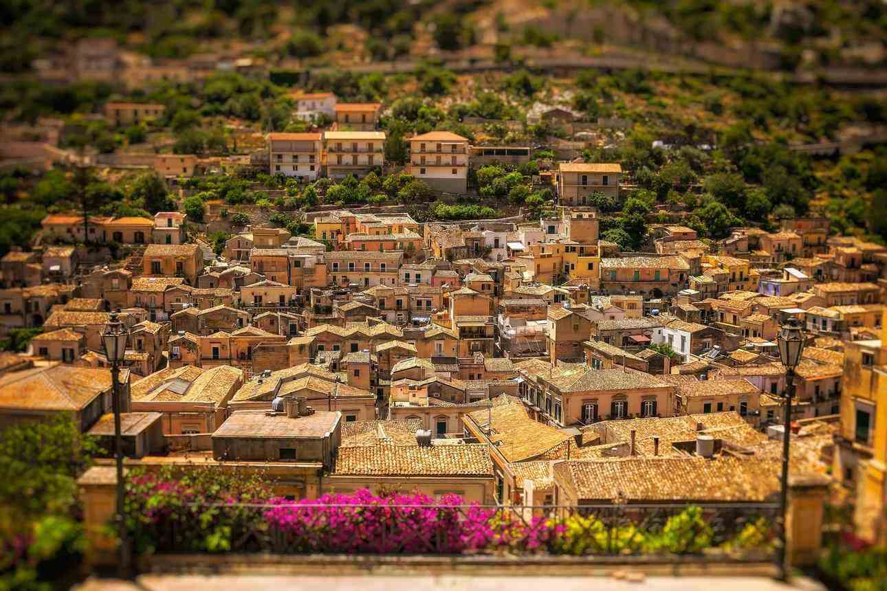 Tour della Sicilia