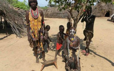 Etiopia: tour nella Valle dell'Omo