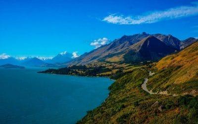 Nuova Zelanda: panorama neozelandese