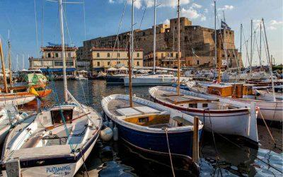 Viaggio a Napoli, i Presepi, Pompei