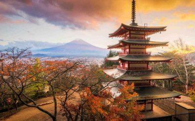 Tour del Giappone: Paese del Sol Levante