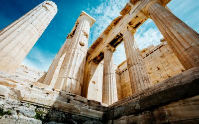 Tour di Atene, ricca di storia e di leggende