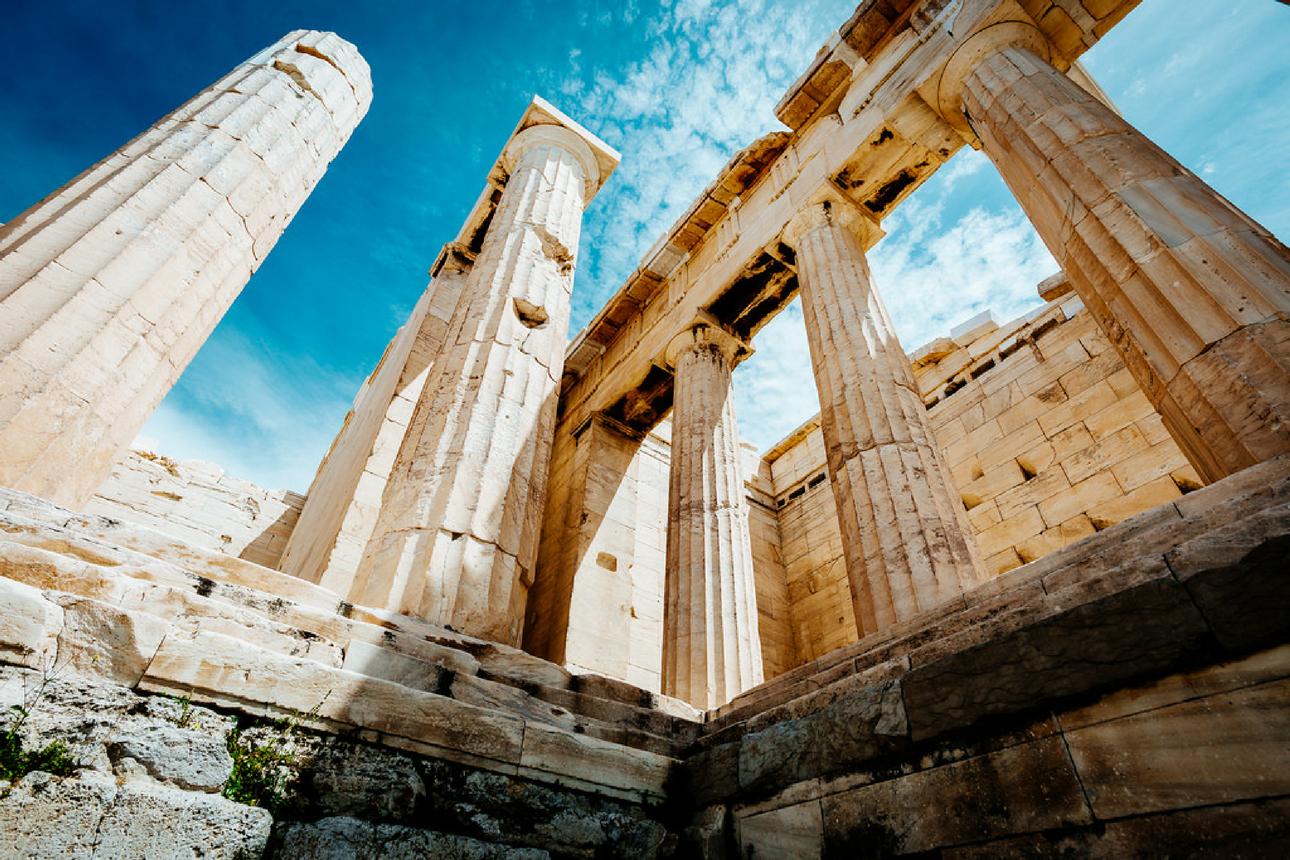 viaggio ad Atene