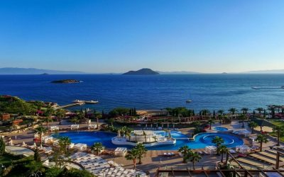 Sianji Wellness Hotel 5*S | Turchia