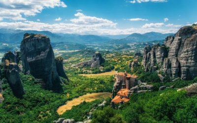 Tour Grecia: tra Meteore e siti archeologici