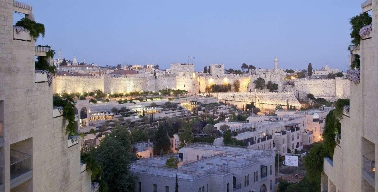 David citadel hotel israele turex viaggi inediti for Layout della palestra di 2000 piedi quadrati