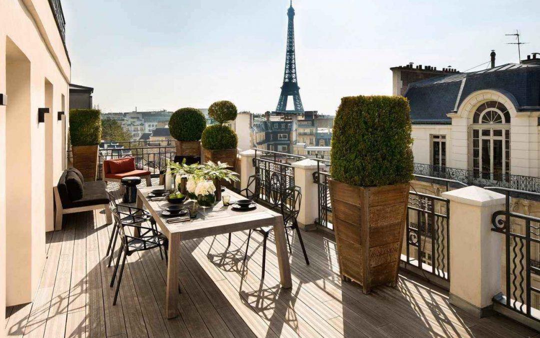 Hotel Marignan Champs-Elysées   Parigi