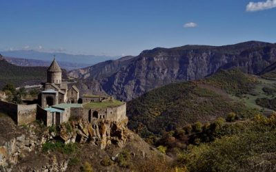 Tour in Armenia: tra arte e natura