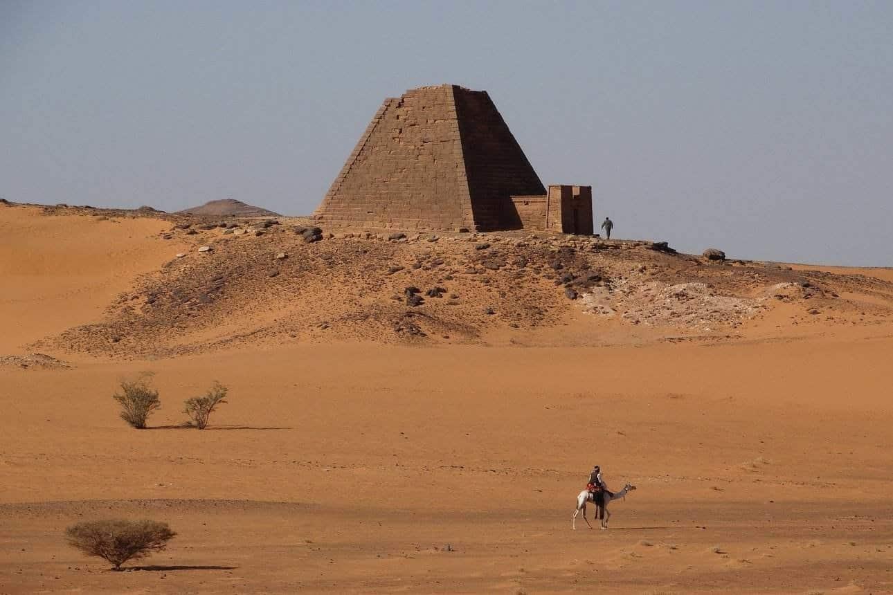 Tour in Sudan