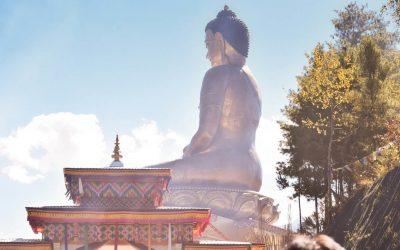 L'incontaminato e grandioso Bhutan