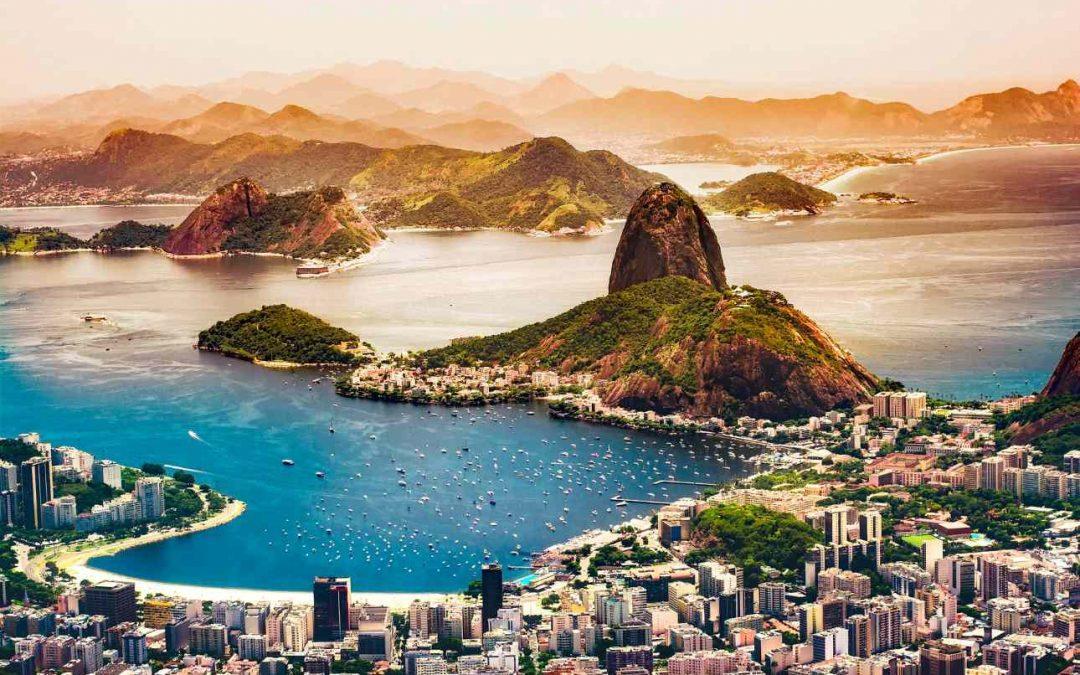 Gran Tour del Brasile: un'esplosione di colori