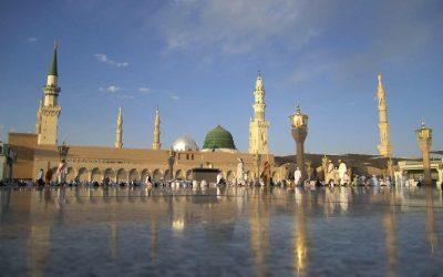 Viaggio in Arabia Saudita