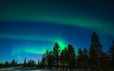 Viaggio in Lapponia: l'incanto dell'aurora boreale