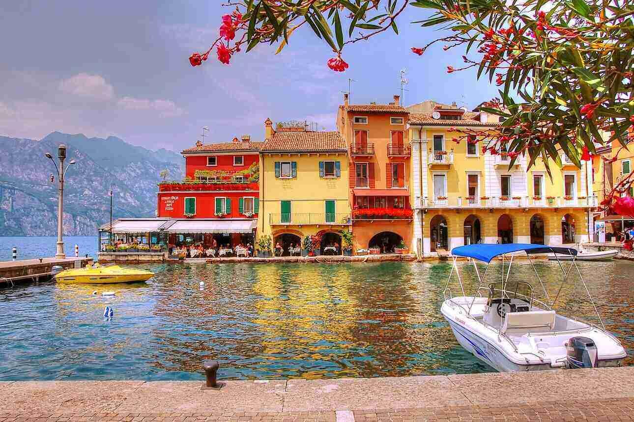 Lago di Garda_Gite